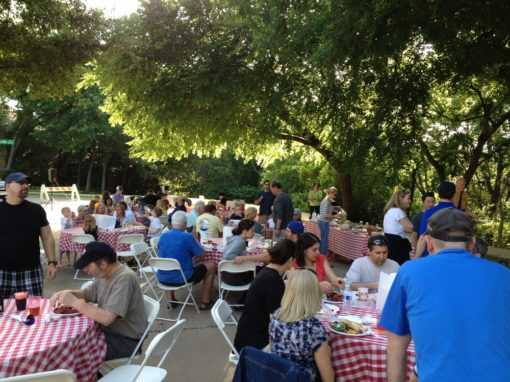 2013 Crawfish Boil
