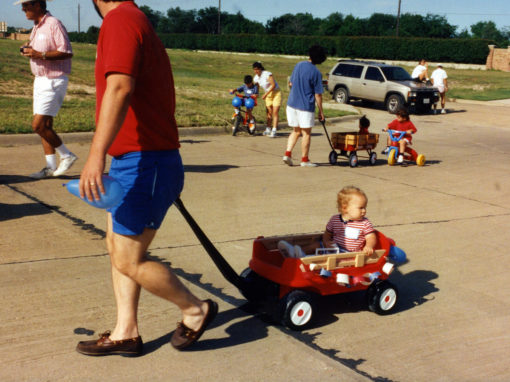 1992 4th of July Parade