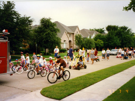 1997 4th of July Parade